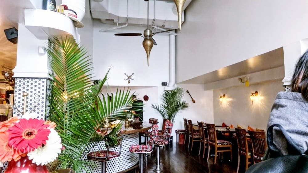 Moroccan restaurant Moltaqa